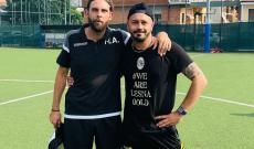 Marco Alovisi e Vincenzo Incardona