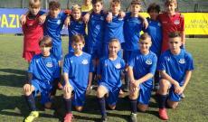 I ragazzi dello Spazio Talent Soccer