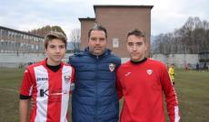 Alessandro, Davide e Fabio Tricerri