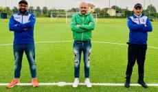 Denis Colosimo, Nicola Di Biase e Fabio Lorusso