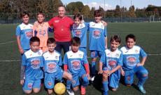 I Pulcini Misti dello Spazio Talent Soccer allenati da Roberto Virga