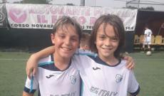Michael Trovato e Jason Altobelli, autori di 3 gol