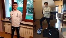 Stefano Chessa e Alessio Bessanese dall'Alpignano alla Juventus