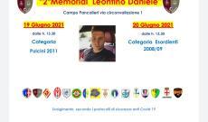 2° Memorial Daniele Leontino organizzato dal Pancalieri Castagnole