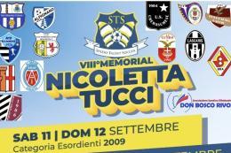 VIII° Memorial Nicoletta Tucci: lo spettacolo è pronto in corso Appio Claudio arrivano Bologna e Parma
