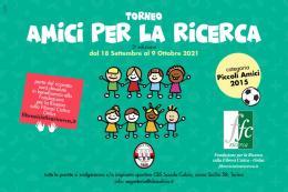 Torneo Amici per la Ricerca, seconda edizione al via