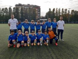 Pozzomaina-Cit Turin:  Maestosi i ragazzi di via Monte Ortigara, Il Cit un po' sottotono