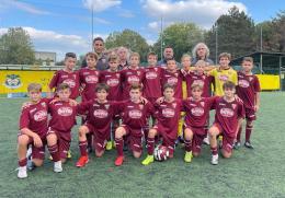Torino-Lucento: Ciancio guida i Torelli alla vittoria, grandi gol di Tucci e Tealdo