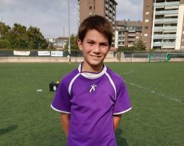 Pozzomaina - Cenisia Pulcini A: Luca Cristoforachis capitano top