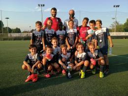Pinerolo 2010, Annichiarico: «Allenarli e vederli giocare è un grande piacere»