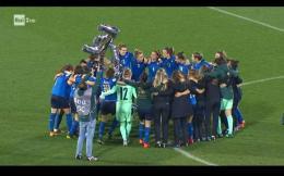L'Italia vola agli Europei del 2022 in Inghilterra: 12-0 a Israele!