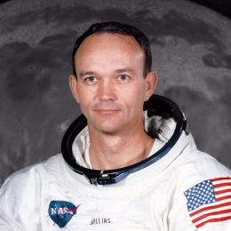 """Michael Collins, addio al """"terzo uomo"""" andato sulla Luna"""