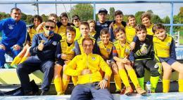 Spazio Talent Soccer 2009, i gruppi di D'Ambrosio e Micari si consolidano