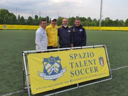 Spazio Talent Soccer, Denis Colosimo sarà al timone dei 2010 gialloblù
