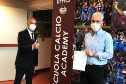 Quincitava-Torino, affiliazione per altri tre anni. Roberto Natale ne svela i benefici