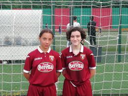 Torino-Juventus Under 12 Femminile: Marmo e super Scolamiero riacciuffano Basciu e Demuru