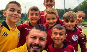 Parola a Vincenzo Incardona, da tanti anni ormai istruttore nella Scuola calcio