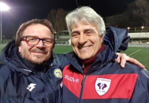 Vito Amati e la storica amicizia con Agostino Longobardi