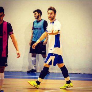 Giorgio Bichi nel calcio a cinque